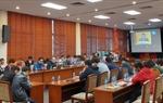 Hội nghị nghiên cứu, học tập, quán triệt Nghị quyết Đại hội XIII của Đảng