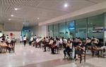 Cảng Hàng không quốc tế Tân Sơn Nhất và Cảng hàng không Pleiku: hơn 1000 cán bộ, nhân viên được tiêm vắc xin phòng Covid-19