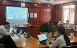 Khai mạc Hội nghị trực tuyến MET/ATM và MET/RWG
