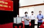 Bộ Giao thông vận tải và Công đoàn Giao thông vận tải Việt Nam phát động cán bộ công nhân viên toàn ngành ủng hộ Quỹ Vaccine phòng Covid-19