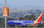 Southwest Airlines liên tiếp gặp sự cố máy tính, hủy 1.900 chuyến bay