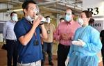 Sân bay Jewel Changi xét nghiệm Covid-19 qua hơi thở