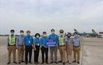 Hỗ trợ công đoàn cơ sở thực hiện công tác phòng chống nắng nóng cho người lao động