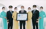 Vietnam Airlines lọt top hàng không dẫn đầu thế giới chinh phục chứng chỉ 5 sao cao nhất Skytrax về an toàn phòng chống dịch Covid-19