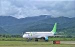 Bamboo Airrways sử dụng dòng máy bay Embraer khai thác đường bay đến /đi từ sân bay Điện Biên