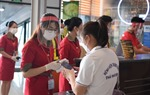 Vietjet Air vận chuyển hơn 10 tấn thiết bị y tế từ Đức về thành phố Hồ Chí Minh