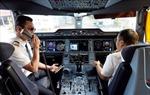 Trung tâm huấn luyện trên buồng lái mô phỏng cho phi công hoạt động trong thời gian thực hiện giãn cách xã hội