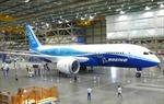 Dòng máy bay Boeing 787 Dreamliner tiếp tục bị trì hoãn bàn giao