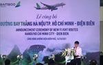 Lễ công bố đường bay thẳng Hà Nội – Điện Biên