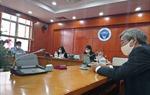 Hội nghị trực tuyến lần thứ 25 Tiểu nhóm khí tượng hàng không MET SG -25