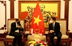 Singapore mong muốn mở lại đường bay thương mại với Việt Nam