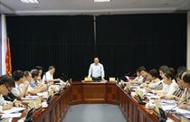 Thứ trưởng Bộ GTVT Nguyễn Nhật làm việc với Cục Hàng không Việt Nam