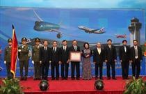 Kỷ niệm 60 năm thành lập ngành Hàng không dân dụng Việt Nam