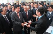 Bộ trưởng Đinh La Thăng gửi thư cảm ơn toàn ngành Giao thông vận tải