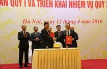 Ông Trương Quang Nghĩa chính thức nhận nhiệm vụ làm Bộ trưởng Bộ GTVT