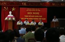 Gỡ khó cho các hãng hàng không Việt Nam