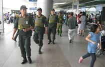 Tăng cường đảm bảo an ninh hàng không dịp bầu cử Quốc hội khóa XIV