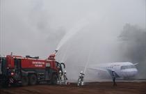 Diễn tập tìm kiếm cứu nạn hàng không tại Pleiku