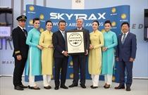 Vietnam Airlines chính thức là Hãng hàng không quốc tế 4 sao
