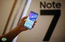 Cục HKVN cấm chuyên chở điện thoại Samsung Galaxy Note 7