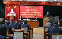 Phát huy vai trò chủ động trong cán bộ, công chức Cục HKVN