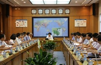 Cục Hàng không Việt Nam làm việc với Vietnam Airlines