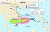 Ngành hàng không dân dụng ứng phó cơn bão số 12 trên biển Đông