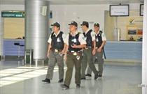 Tăng cường trấn áp các hành vi vi phạm trật tự công cộng tại cảng hàng không, sân bay, trên tàu bay