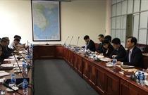 Cục HKVN làm việc với Cục Chính sách Hàng không Hàn Quốc