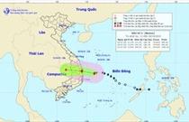 Cục Hàng không Việt Nam triển khai ứng phó Áp thấp nhiệt đới/bão số 5 trên biển Đông