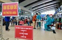 Tăng cường giám sát, quản lý người đến từ thành phố Hồ Chí Minh và các vùng có dịch