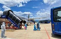Hướng dẫn tạm thời về kiểm soát dịch đối với hoạt động vận tải hàng không trong thời gian phòng, chống dịch Covid-19