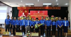 Đại hội đại biểu Đoàn TNCS Hồ Chí Minh Cục Hàng không Việt Nam lần thứ II