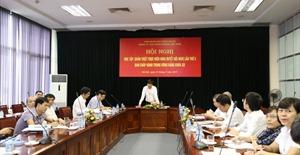 Hội nghị học tập, quán triệt thực hiện Nghị quyết hội nghị lần thứ 5 khóa XII