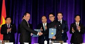 Vietnam Airlines: Hơn 2 thập kỷ vươn cánh bay nối Việt Nam- Australia