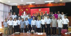 Gặp mặt các thế hệ cán bộ Công đoàn Cục Hàng không Việt Nam
