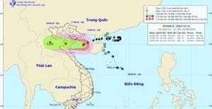 Cục Hàng không Việt Nam chỉ đạo ứng phó cơn bão số 4