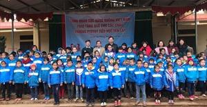 """Cục HKVN tích cực tham gia ủng hộ Chương trình """"Áo ấm mùa đông"""""""