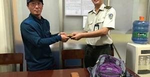 Bàn giao tài sản cho hành khách để quên tại Cảng HKQT Tân Sơn Nhất