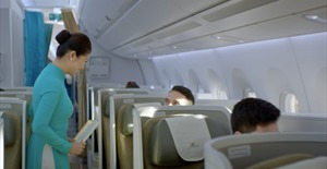 Khung giá dịch vụ vận chuyển hàng khách trên các đường bay nội địa
