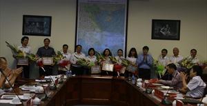 Học tập và làm theo Bác gắn liền với việc thực hiện nhiệm vụ chính trị của Đảng bộ Cục HKVN