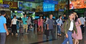 Kết quả khảo sát mức độ hài lòng của hành khách về chất lượng dịch vụ  năm 2019