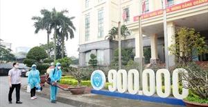 VATM quyết liệt triển khai các công tác phòng chống dịch Covid-19