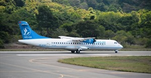 VASCO khai thác trở lại đường bay Thành phố Hồ Chí Minh-Rạch Giá