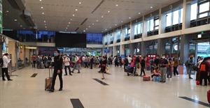 Tổng công ty Cảng hàng không Việt Nam miễn lệ phí hành khách, soi chiếu đối với lực lượng y tế tham gia hỗ trợ chống dịch
