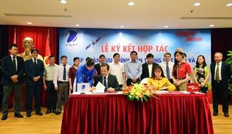 Vietjet ký hợp tác chiến lược với Tập đoàn Bưu chính viễn thông Việt Nam