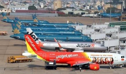 Vận chuyển hành khách của các hãng hàng không Việt Nam tăng gần 27% trong 10 tháng đầu năm