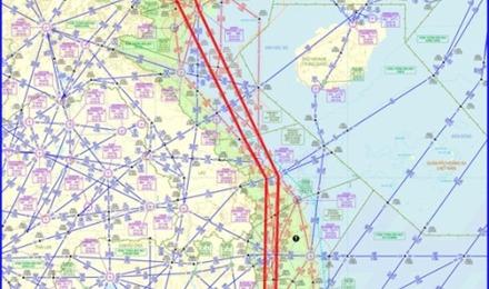 Nhiều lợi ích khi đưa vào khai thác đường hàng không song song trục Bắc-Nam