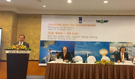 Hội nghị bàn tròn lần thứ nhất về phát triển hàng không dân dụng và cảng hàng không