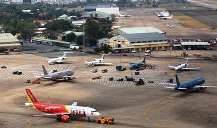 Cục HKVN phê duyệt lịch bay tăng chuyến Tết Nguyên đán 2017